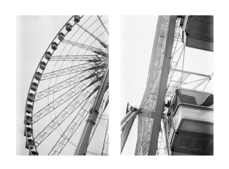 ferris wheel together