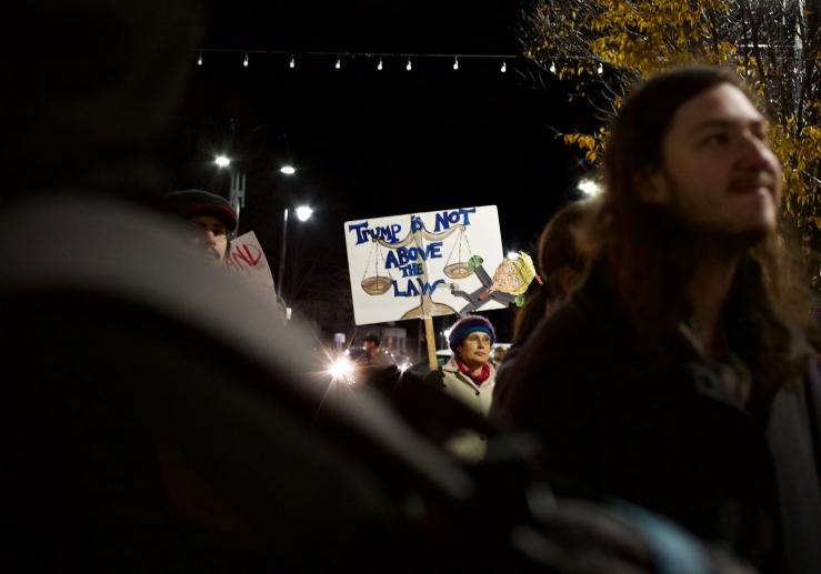 Trump Protest - 46